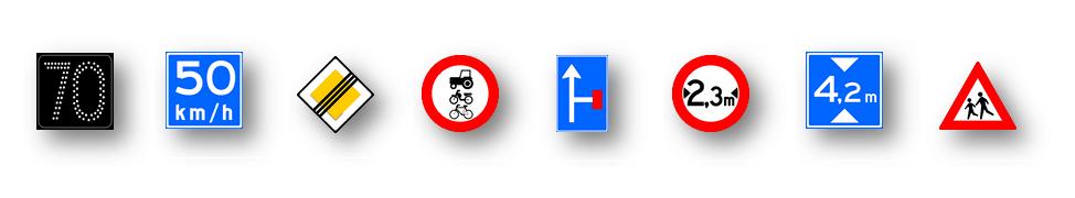 oefenen verkeersregels groep 7